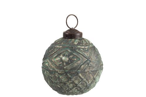 Kerstbal BOHO - 8cm