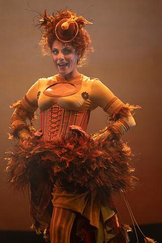Sofia Troncoso (Papagena) in The Magic F