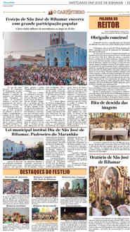 O Carpinteiro Edição 96 do Jornal do Maranhão - Outubro 2017