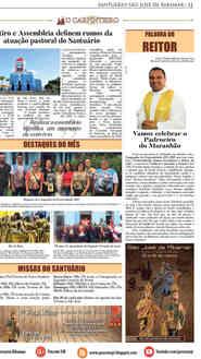 O Carpinteiro Edição 88 do Jornal do Maranhão - Fevereiro 2017