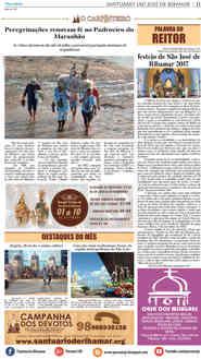 O Carpinteiro Edição 93 do Jornal do Maranhão - Julho 2017