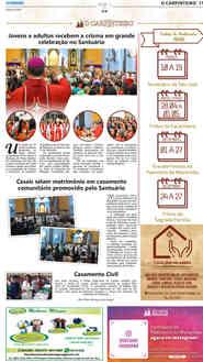 O Carpinteiro Edição 123 do Jornal do Maranhão - Janeiro 2020