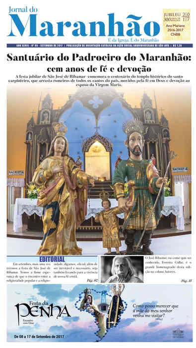Jornal do Maranhão - Edição 95 - Setembro 2017