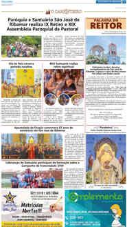 O Carpinteiro Edição 112 do Jornal do Maranhão - Fevereiro 2019