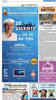 O Carpinteiro Edição 109 do Jornal do Maranhão - Novembro 2018