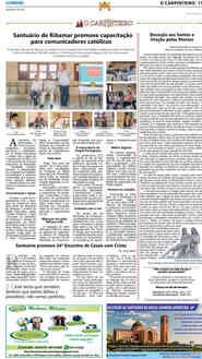 O Carpinteiro Edição 121 do Jornal do Maranhão - Novembro 2019