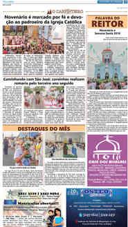 O Carpinteiro Edição 102 do Jornal do Maranhão - Abril 2018