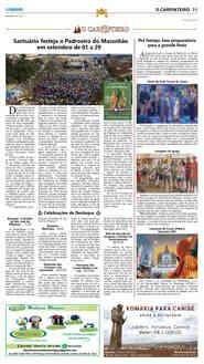O Carpinteiro Edição 119 do Jornal do Maranhão - Setembro 2019