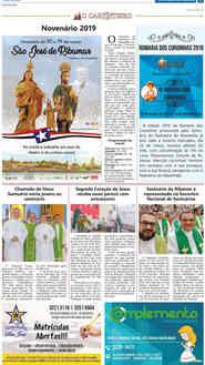 O Carpinteiro Edição 113 do Jornal do Maranhão - Março 2019