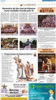 O Carpinteiro Edição 114 do Jornal do Maranhão - Abril 2019