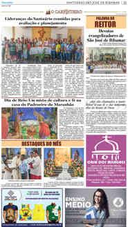 O Carpinteiro Edição 99 do Jornal do Maranhão - Janeiro 2018