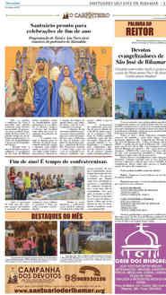 O Carpinteiro Edição 98 do Jornal do Maranhão - Dezembro 2017