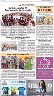 O Carpinteiro Edição 100 do Jornal do Maranhão - Fevereiro 2018