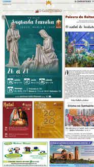 O Carpinteiro Edição 122 do Jornal do Maranhão - Dezembro 2019