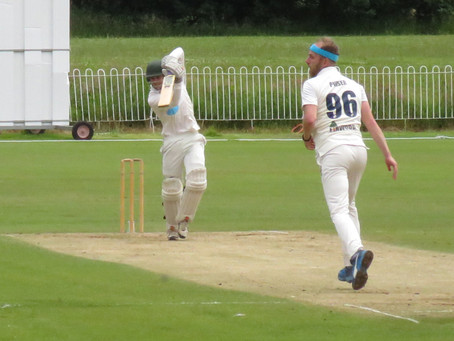Weekend 26th/27th June - First XI suffer home defeat by Bootle
