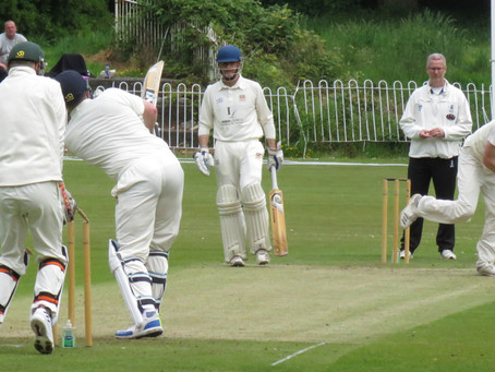 Weekend 29th/30th May - First XI suffer home defeat by Wigan