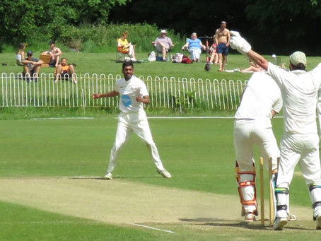Weekend 5th/6th June - First XI gain first win, defeating second placed Formby