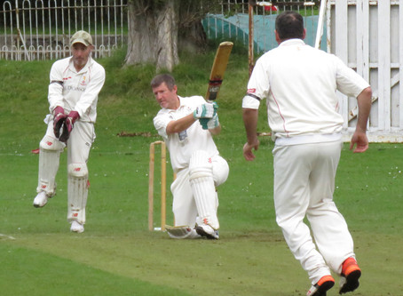 Saturday 29th August. Good day for Stirling brothers in Third XI win