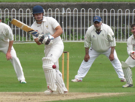 Weekend 10th/11th July - First XI hit by rain at Ormskirk as other three teams win.