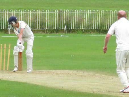 Weekend 2nd/3rd/4th July - 87 for Kemar Smith in defeat at Wallasey
