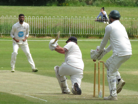Weekend 19th/20th June - Home defeat by league leaders Northern