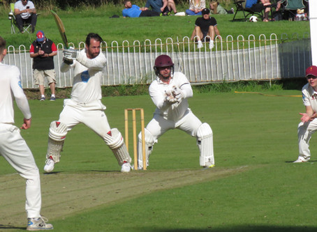 Bank Holiday defeat for First XI against Liverpool