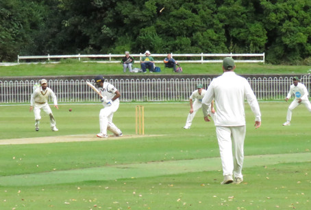 Saturday 11th September - First XI defeated by Southport  and Second XI hat trick for Tom Spilsbury