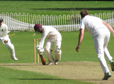 Weekend 12th/13th September. Second XI win against Old Xaverians