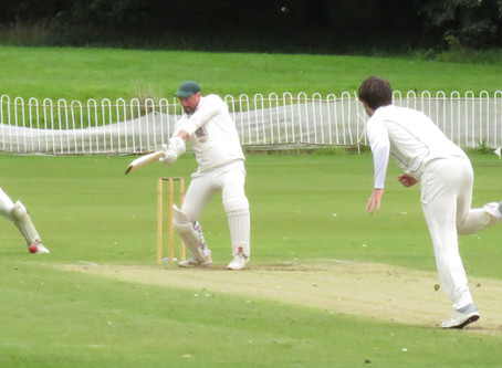Weekend 5th/6th September 2020. First XI defeat Wavertree at Sefton Park