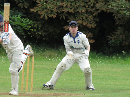 Weekend 31st July/1st August - Defeat by Orrell Red Triangle and another  Spilsbury performance