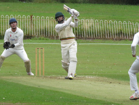 Weekend 14th/15th  August - First XI home defeat by Wallasey, ten wicket win for Thirds