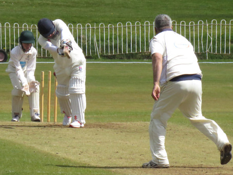 Weekend 1st/2nd May - First XI defeat at New Brighton, Second XI home win against S & B
