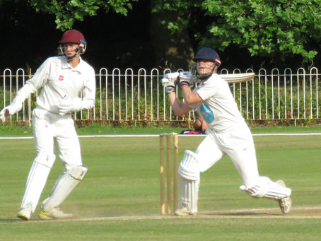 Weekend 24th/25th July - Leo Spilsbury leads spectacular win for Seconds and Firsts lose at Rainhill