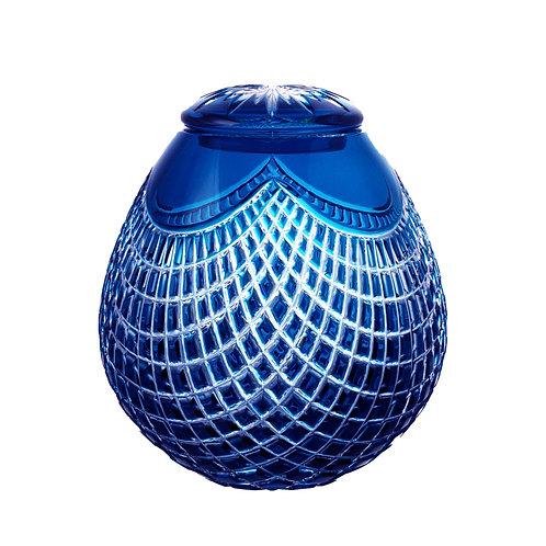 Caesar Cobalt Blue Crystal