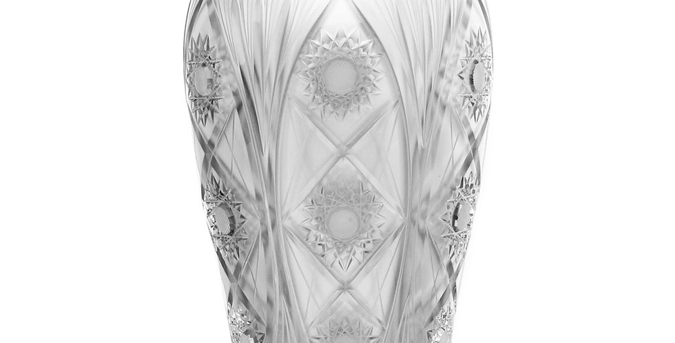 Crystal Lace Matte Silver