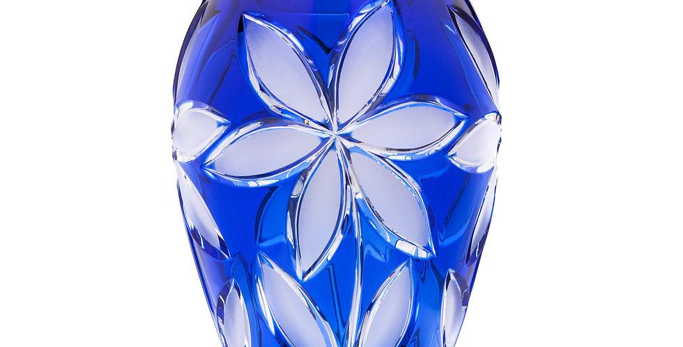 Fleurs Cobalt Blue