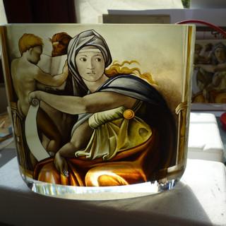 Michealangelo Sixtin Chapel-new collecti