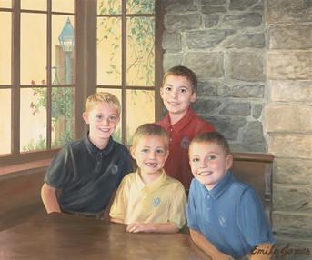 The Verhelle Children