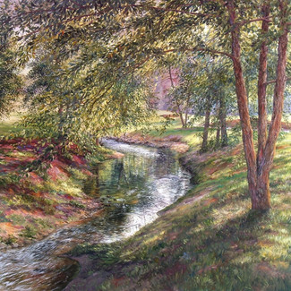 Beside the Creek