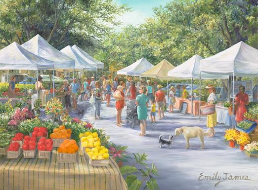 Farmer's Market on 3rd