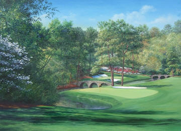 Masters in Augusta, Ga