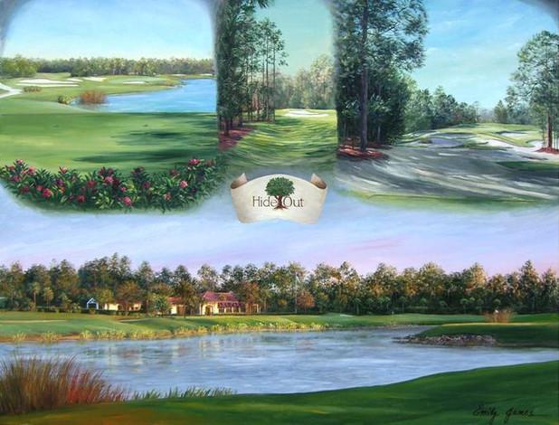 Hide Out Golf Club