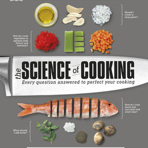 'The Science Of Cooking, Every question Answered To Give You The Edge'Dr Stuart Farrimond