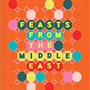 FEASTS FROM THE MIDDLE EAST, TONY KITOUS