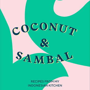 COCONUT & SAMBAL, RECIPES FROM MY INDONESIAN KITCHEN, LARA LEE