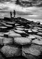 'On the Rocks' by Raymond Hughes ( 10 marks )