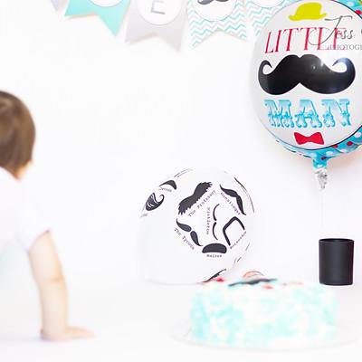 AJ's First Birthday
