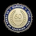 DeROSE Diamond Jubilee 2020 - para uso e