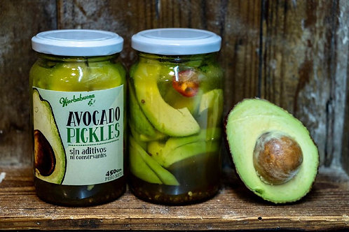 Pickles de Avocado x 450g