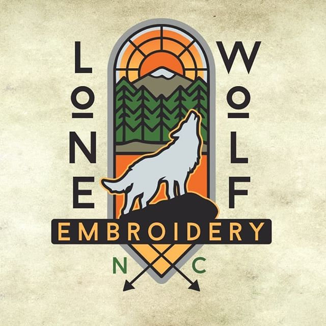 Logo design for our new embroidery partn